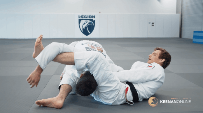 The Flavio Canto Choke For BJJ