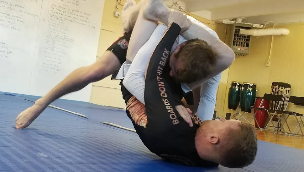 Untitled 1 - Essential Things You Need For No-Gi Class