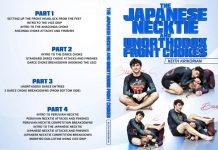 Keith Krikorian Japanese Necktie DVD Cover