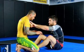 Bulldozer Butterfly Guard Sweep