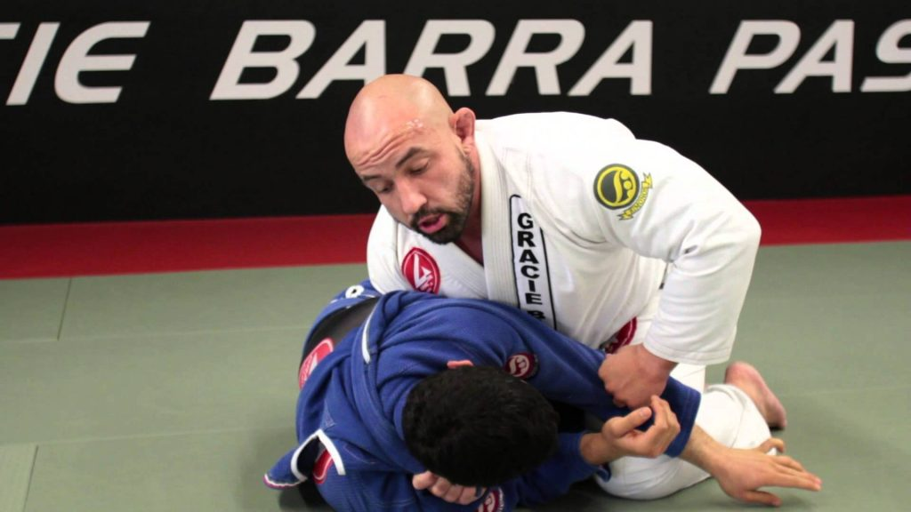 lapel darce choke from half guar 1024x576 - How To Finish A Darce Choke: Grip Variations