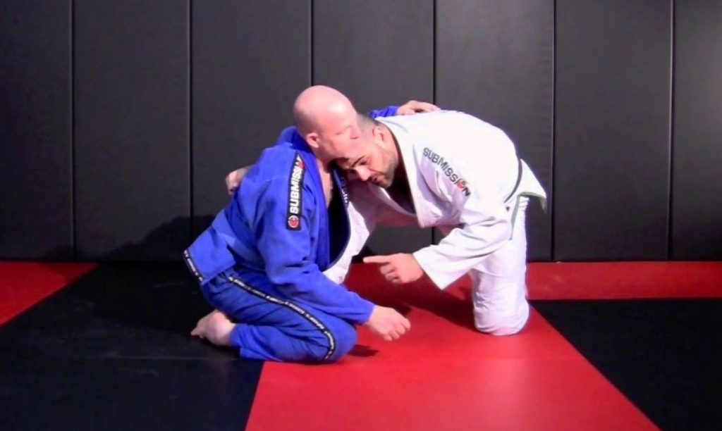 maxresdefault 3 1024x612 - Pile Through Everyone With The Bulldozer Butterfly Guard Sweep