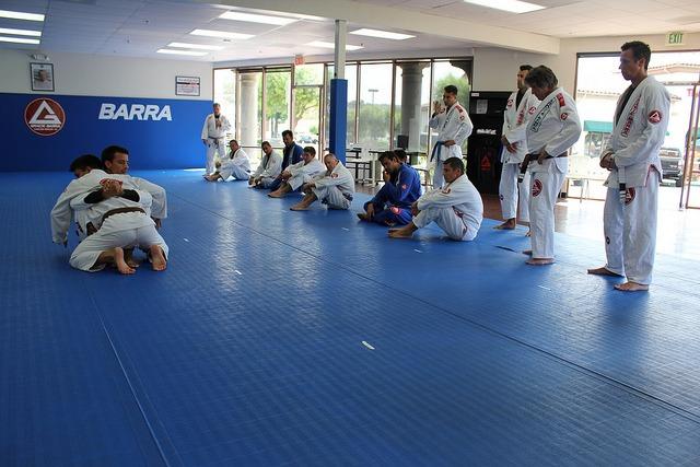 14674952971 d8990e7496 z - 6 Things I Wish I Knew Before Starting Brazilian Jiu-Jitsu Training