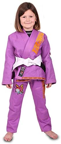 41W4PSpKp4L. AC  - Best Kids BJJ Gi Guide And Reviews For 2020
