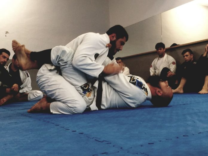 Confessions of a BJJ Addict - My BJJ Story