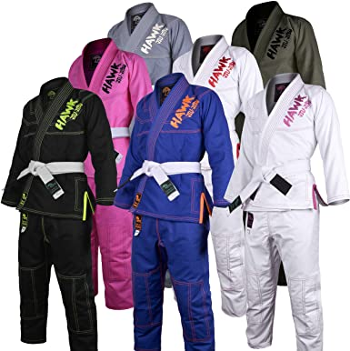 Best Kids BJJ Gi Guide And Reviews: HAWK