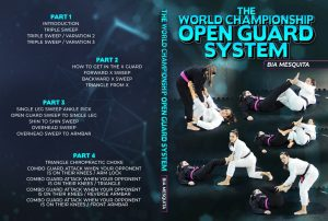 BiaMesquita TheWorldChampionshipOpenGuardSystem Cover 1024x1024 300x202 - Bia Mesquita DVD Review: World Championship Open Guard System