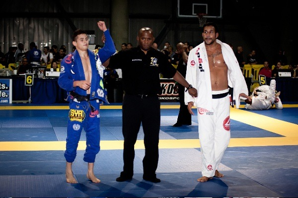 Caio Terra Mikey Gomez2 - Big Game Hunting In Jiu-Jitsu: 6 Famous BJJ Giant Slayers