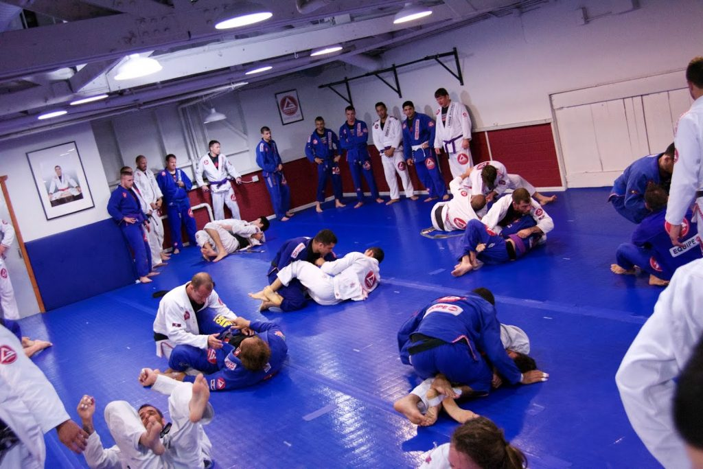 DSC 2227 1024x683 - Rolling In BJJ: How to Improve Your Sparring