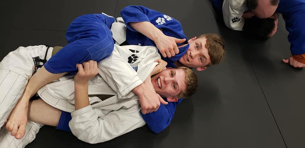 How To Be Safe In BJJ At Open mats