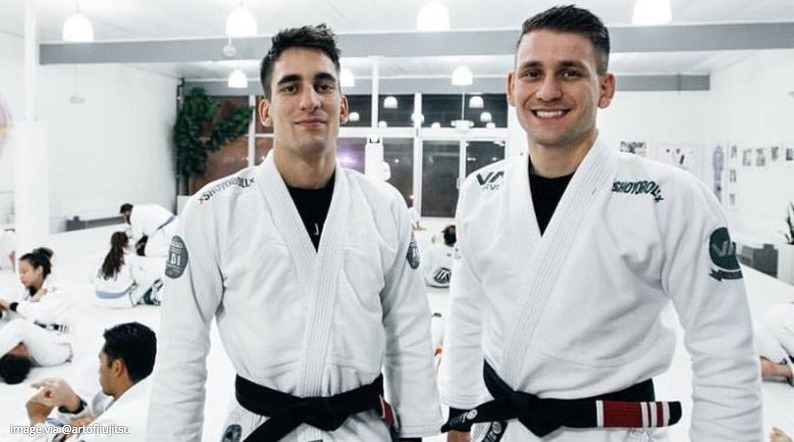 Mendes Brothers Seminar - A Family Thing: Famous BJJ Brothers And Sisters