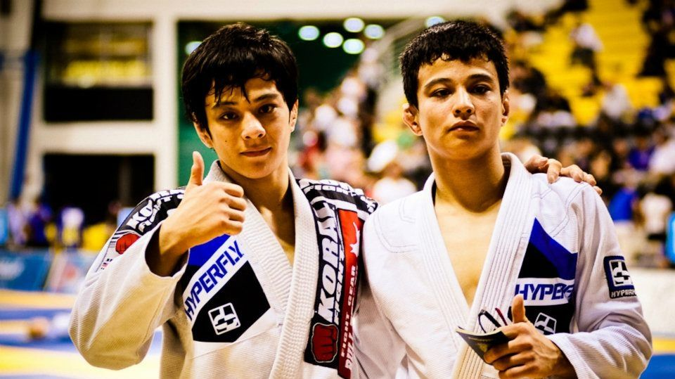 Miyao Bros - A Family Thing: Famous BJJ Brothers And Sisters