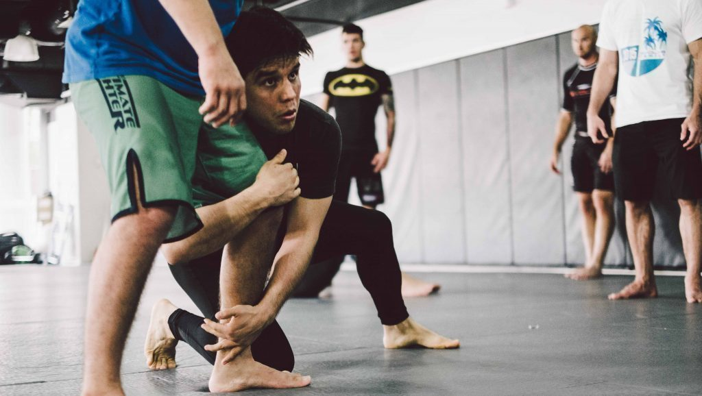 Takedown 1024x578 1 - Chain Wrestling For BJJ: Real Takedowns That Work!