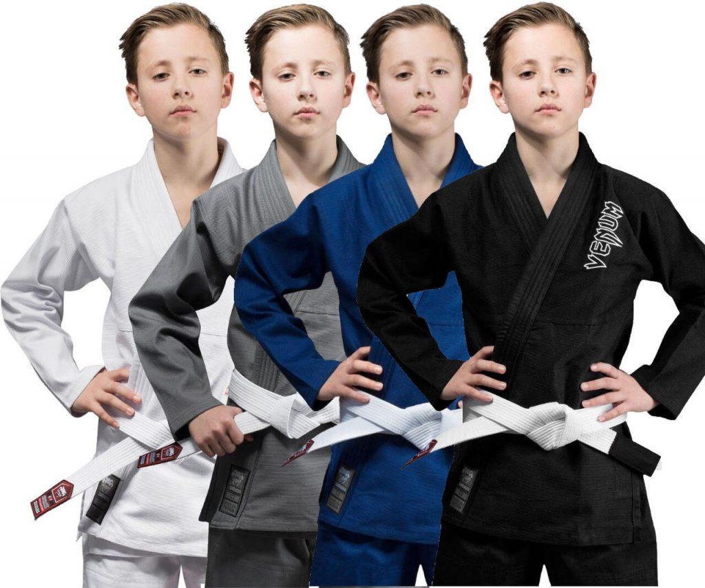 Best Kids BJJ Gi Guide And Reviews : Venum