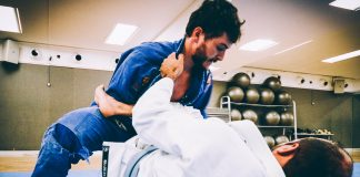 Training With More Experienced BJJ Training Partners