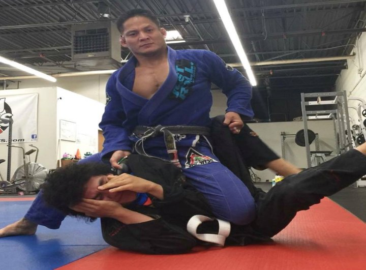 humble - The Manual For Grappling With More Experienced BJJ Training Partners