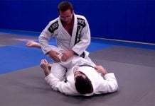 BJJ Leg Drag Pass Variations - cover