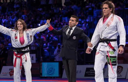 mackenzie dern gabi garcia beaten - Big Game Hunting In Jiu-Jitsu: 6 Famous BJJ Giant Slayers