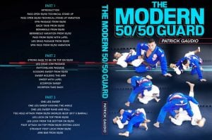 modern 5050 300x199 - The Modern 50/50 Guard Patrick Gaudio DVD Review