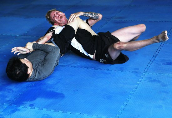 tiger muay thai - BJJ Attitude: Be a Martial Artist On And Off The Mats