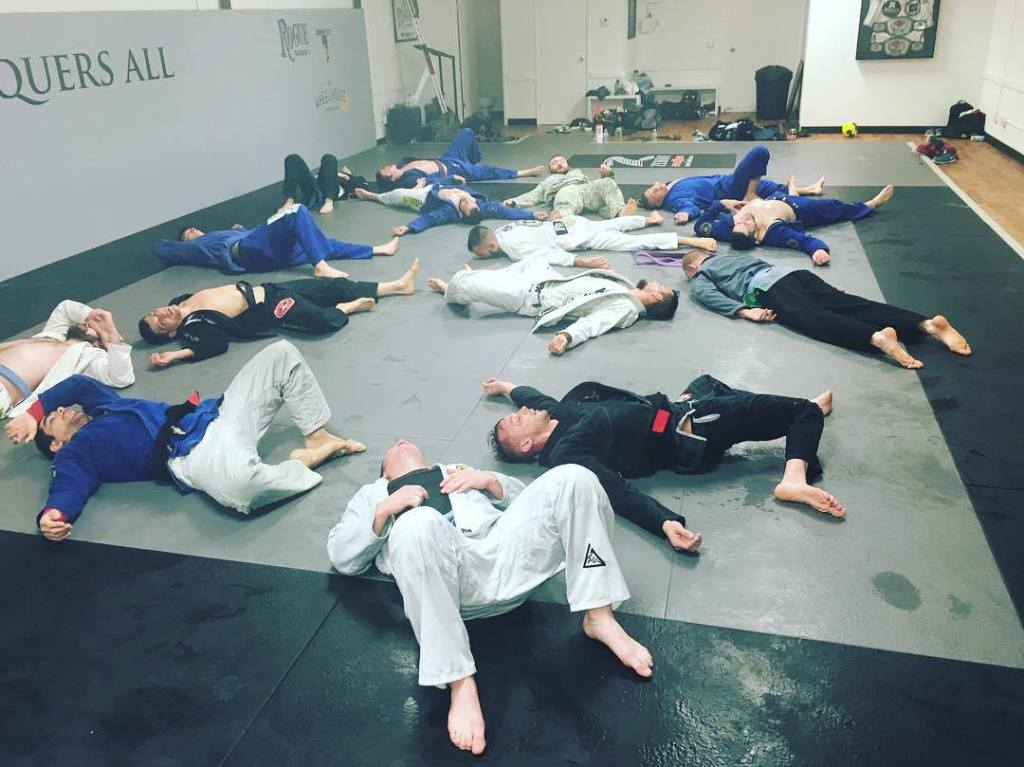 tired 1 - Getting Tired During BJJ? Here's What You're Doing Wrong