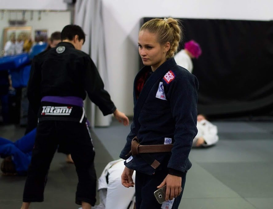11 1024x680 1 - BJJ Hair: How To Deal With And Care For Long Hair In Grappling