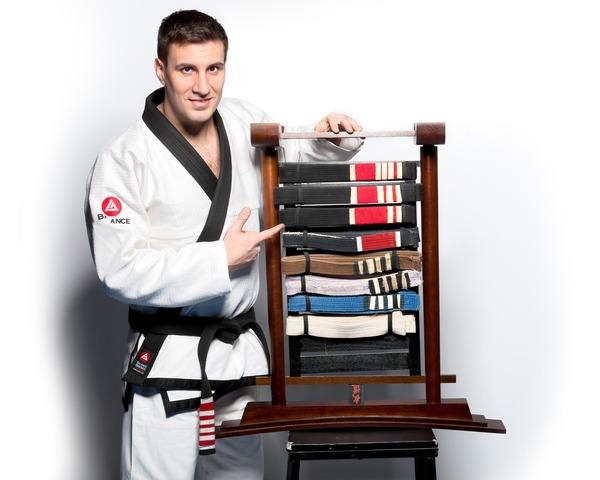20 years of jiu jitsu belts - The Ultimate BJJ Schedule Hack: Balancing Life and Grappling