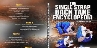 Bernardo Faria DVD Review: The Single Strap Back Take Encyclopedia cover