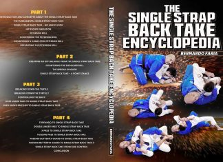 Bernardo Faria DVD Review: The Single Strap Back Take Encyclopedia cover