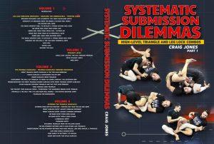 Systematic Submission Dilemmas: Craig Jones BJJ Fundamentals DVD