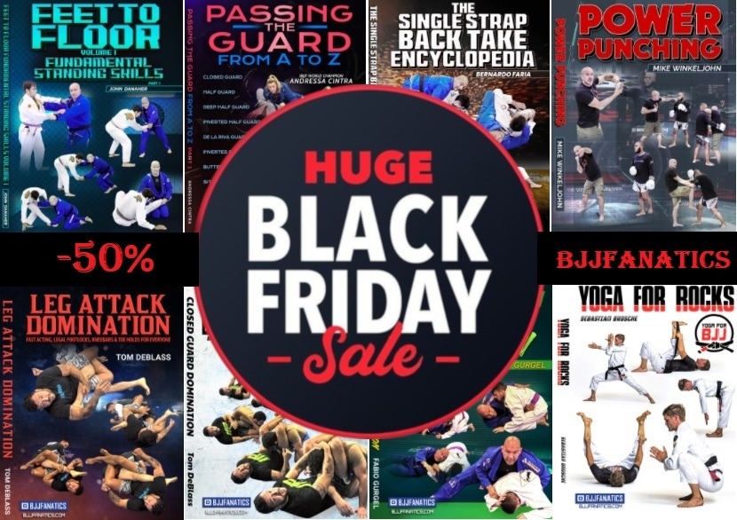 Bjj Fanatics Black Friday SALE