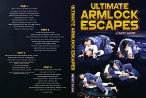 HenryAkins UltimateArmlockEscapes Cover 1024x1024 300x202 - Henry Akins DVD Review: Ultimate Armlock Escapes