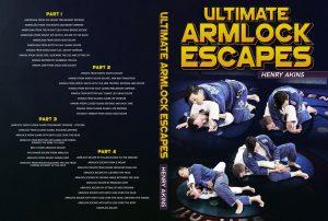HenryAkins UltimateArmlockEscapes Cover 1024x1024 300x202 - Henry Akins DVD Review: Ultimate Armlock Escapes