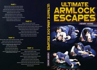 Henry Akins DVD Review: Ultimate Armlock Escapes
