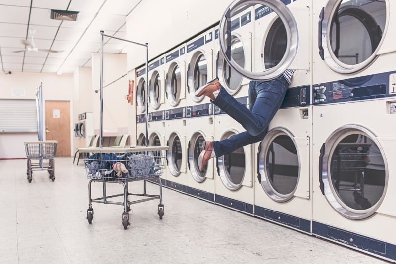 Searching for a BJJ Gi in a washer - Jiu-Jitsu Gi Guide You've Been Looking For