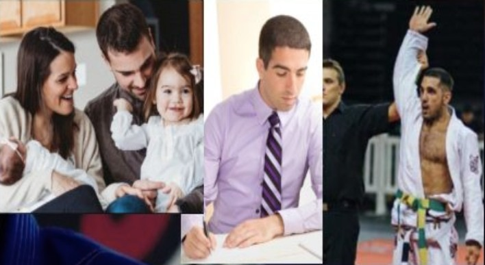 family - The Ultimate BJJ Schedule Hack: Balancing Life and Grappling