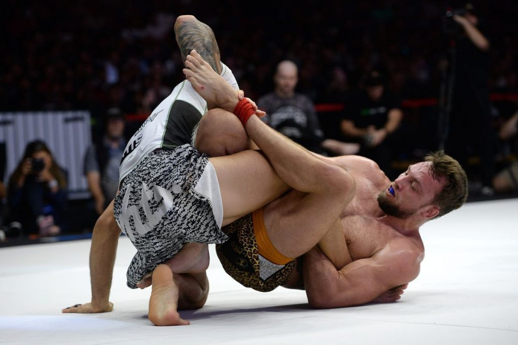 usa today 13437842.0 1024x683 - High-Level Triangle and Leg Lock Combos Craig Jones DVD Review