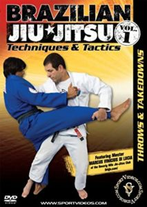 51iDNAlUYML. SY445  213x300 - The Best BJJ Gi Throws and Takedowns DVDs