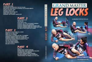 Gokor Chivitchyan Cover 1024x1024 300x202 - 10 Best Leg Locks DVDs and Digital Instructionals
