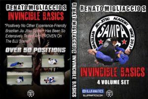 Invincible-Basics-by-Renato-Migliaccio BJJ Fundamentals DVD