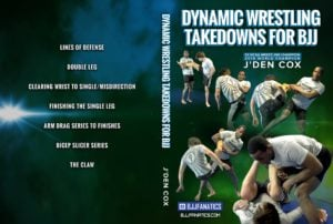 JDen BJJ Cover 1024x1024 300x202 - No-Gi Takedowns - The Best DVDs and Digital Instructionals
