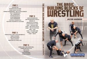 JacobHarmon TheBasicBuildingBlocksofWrestling Cover 1024x1024 300x202 - No-Gi Takedowns - The Best DVDs and Digital Instructionals