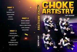 JeffGlover ChokeArtistry Cover 1024x1024 300x202 - Jeff Glover: Choke Artistry BJJ DVD Review