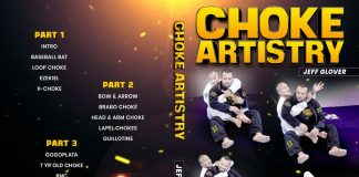 Jeff Glover choke Artistry DVD review