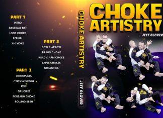 Jeff Glover choke Artistry DVD review