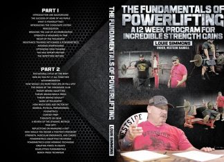 Fundamentals Of Powerlifting Louie Simmons DVD Review