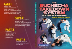 Marcus Buchecha Almeida Cover 1 1024x1024 300x202 - The Best BJJ Gi Throws and Takedowns DVDs
