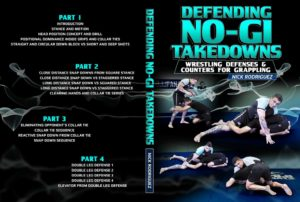 NickyRodriguez Cover 1024x1024 300x202 - No-Gi Takedowns - The Best DVDs and Digital Instructionals