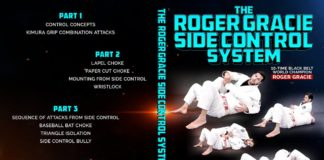 Roger Gracie Side Control System - Roger Gracie DVD Review