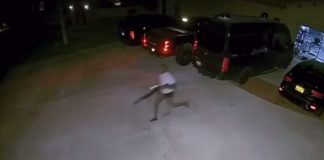 Jon Jones Chases a Car Robber With a Shotgun